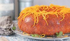 Wanneer laas het jy 'n ringkoek gebak? Maak hierdie lekker lemoenringkoek South African Recipes, Ethnic Recipes, Pavlova, Caramel Apples, No Bake Cake, Cupcake Cakes, Cupcakes, Cake Recipes, Cake Decorating