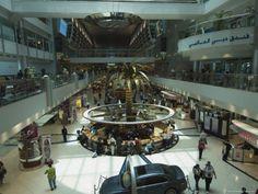 The Duty Free Area at Dubai International Airport, Dubai, United Arab Emirates, Middle East