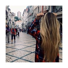 i think you're lovely ❤ liked on Polyvore featuring hair