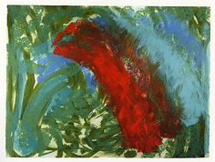 """Into the Woods, Summer, from 'Into the Woods' "", Howard Hodgkin"