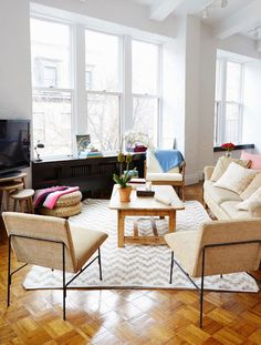 New York City Apartment Tour | A Cup of Jo