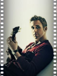 Ryan Gosling...there is just something particularly alluring about his candor and good natured smile...