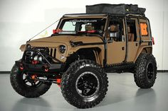 Jeep Wrangler Nomad by Starwood Motors 2