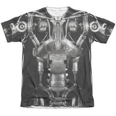 Terminator/Endoskeleton Costume