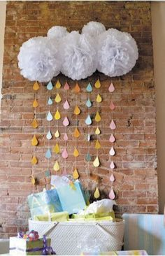 Baby Shower Decorations & Themes