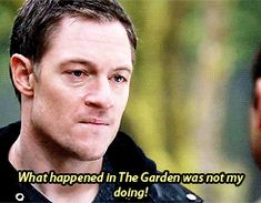 Never truly found much about Gadreel but Sam and Dean should know about mistakes and fear. (Not his doing? Hmmm. Makes you wonder) Supernatural | Gadreel