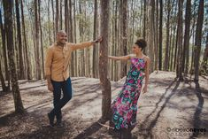 Rachel & Vinícius - Bosque de Eucaliptos (Parque da Cidade). Niterói, RJ