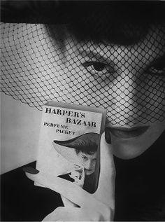 Mary Jane Russell for Harper's Bazaar.