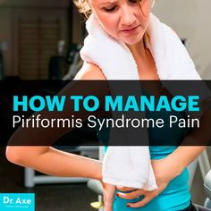 Piriformis syndrome - Dr. Axe http://www.dralexjimenez.com/causes-of-piriformis-syndrome/
