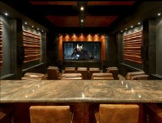 Billionaire Movie Rooms by BillionaireMailingList.com - Contact Addresses of the Rich