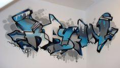 Graffiti+name+in+Bedroom+by+GraffitiArtist82.deviantart.com+on+@deviantART