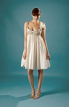 Fenomenales vestidos de novia   Colección Caroline DeVillo 2014