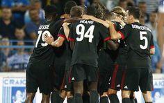 Milan- Shkendija 6-0 : finalmente applausi per Montolivo - http://www.contra-ataque.it/2017/08/17/milan-shkendija-pagelle-tabellino.html