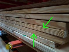 I have never regretted being picky about my stock selection at the lumberyard, but I have sometimes regretted not being picky enough. When faced with stacks and stacks of construction lumber at a ...
