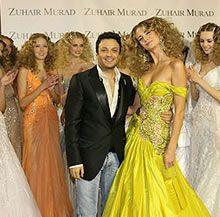 Zuhair Murad Lebanese Designer