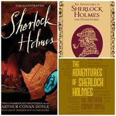 Sherlock Holmes Holiday Prize Pk
