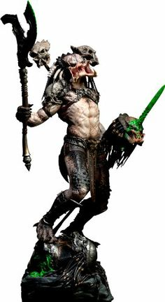 Predator: Bad Blood (Statue), for price update please visit our store link. Predator Cosplay, Alien Vs Predator, Movie Characters, Fictional Characters, Bad Blood, Cheap Gifts, Sideshow Collectibles, Simple Gifts, Top Gifts