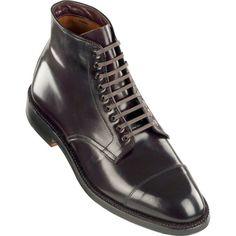 004dcc5914a5 Alden Men s 4060 - Cap Toe Boot - Color 8 Shell Cordovan