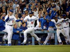 Video - Mark Ellis' winning single in the bottom of the 9th against the Yankees. 7/30/13
