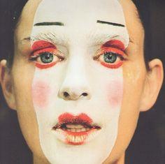 Pat McGrath. John Galliano. Dior. SS '03.