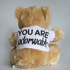 Furwy Wascals Adorwable Bear Medium Store Fronts, Goodies, Teddy Bear, Medium, Sweet Like Candy, Gummi Candy, Teddy Bears, Sweets, Medium Long Hairstyles