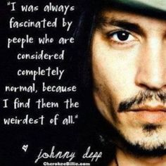 Okay guys need some help here...I might have a small obsession with Johnny Depp.