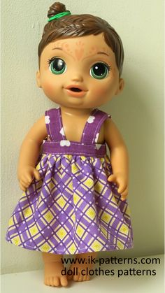 24 Best Baby Alive Doll Clothes Images Baby Alive Doll Clothes