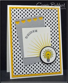 Stampin' Up!- Watts Of Occasions Scrapbook Patterns, I Card, Card Kit, Card Sketches, Paper Cards, Flower Cards, Cute Cards, Greeting Cards Handmade, Stampin Up Cards