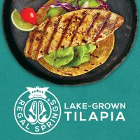 Delicious, versatile and surprisingly easy. All-natural Regal Springs Tilapia are responsibly raised in pristine deep-water lakes in the most environmentally friendly way possible. It's a good day for a great fish. Check out our site and share us with your friends!
