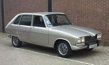 Renault R16 TX 1977