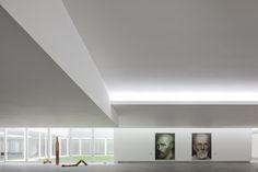 Pavilhão em Anyang Coreia / Álvaro Siza + Carlos Castanheira + Kim Jong Kyu
