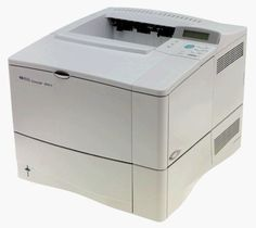 HP LaserJet 4050N Network Printer by HP. $1699.99. Amazon.com                Part of the LaserJet 4050 line of quality laser printers, the network model 4050N offers 16 MB RAM, HP JetDirect 600N internal print server (a 10/100 Base-TX fast Ethernet card), and a fast infrared receiver. The LaserJet 4050's standard 500-sheet paper tray slides into the front of the printer; paper follows an S-path through the printer and ejects face-down into a generous 250-sheet ...