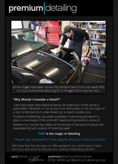 Car Detail Flyer Template Free Google