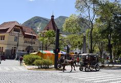 """Nova Friburgo have a lot of that fresh breeze of rural mountaintown feeling. """"New Freiburg"""" is the result of Swiss and German immigrants settling here in the early Run To The Hills, Feeling Drained, Breeze, Beautiful Places, German, How Are You Feeling, Cabin, Fresh, Street"""