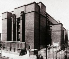 Larkin-Soap Co., Frank Lloyd Wright