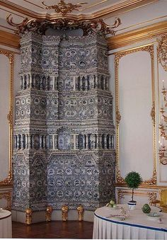 Catherine Palace in Tsarskoye Selo, St. Peterburge, #Russia