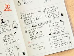 【マネしたい!】可愛い手帳の書き方でハッピーな毎日に♡ | MERY [メリー]