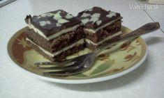 Čokoládovo-mascarponové kocky (fotorecept) - Recept