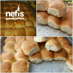 Roll Ekmek (müthiş Denemeyen Kalmasın.)