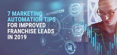 More than of marketers are planning to explore marketing automation as it saves time and money. In it is necessary to know the Marketing Automation tips for improved Franchise Leads. Marketing Automation, Marketing Plan, Sales And Marketing, Customer Insight, Future Trends, Brand Building, Data Collection, In 2019, Lead Generation
