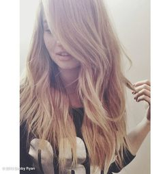 Debby Ryan Changed Her Hair Color May 27, 2013