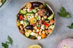 20 Healthy 20 Minute Dinner Recipes │CHEAT SHEET FOR LIFE No Calorie Snacks, Healthy Dinner Recipes, Cobb Salad, Healthy Eating, Canning, Life, Food, Eating Healthy, Healthy Nutrition