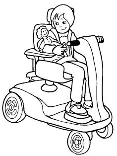 Find This Pin And More On Coloring Disabilities Who Cannot Bi Pages