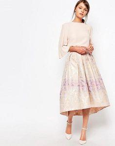 Modest Ball Skirt