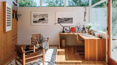Jed Lind and Jessica de Ruiter Silver Lake home