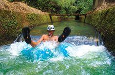 Kauai Mountain Tubing Adventure  river tubing 87 a person ( with discount) book in advance.