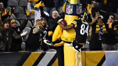 cc1ea185a33 Let the man jump! Antonio Brown should keep celebrating