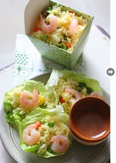 Lettuce wraps - Style At Home Food Network Recipes, Wine Recipes, Asian Recipes, Great Recipes, Favorite Recipes, Healthy Recipes, Healthy Wraps, Lettuce Wraps, Everyday Food