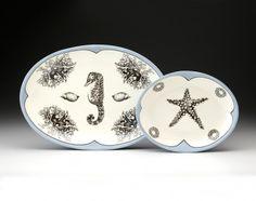 Laura Zindel has the coolest tableware