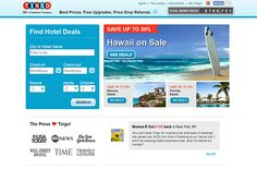 Tingo: Get Money Back When Your Hotel's Price Drops
